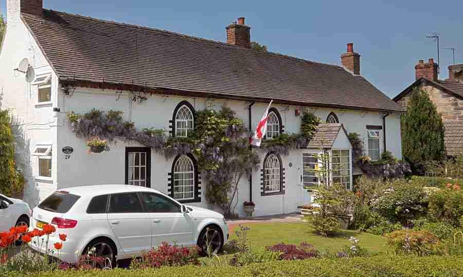 Wisteria Cottage Alton